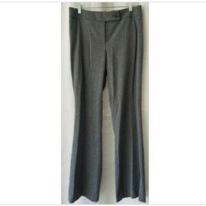 Ann Taylor Loft Julie Fit size 6 gray pants